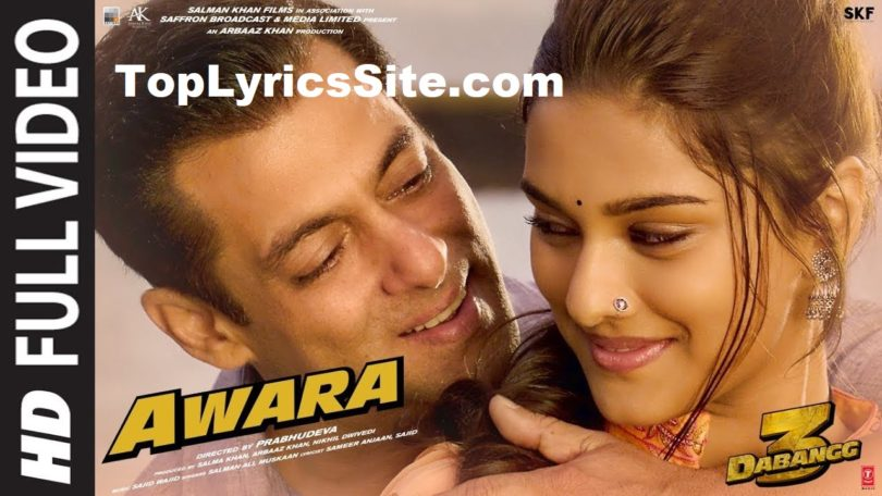 Awara Lyrics