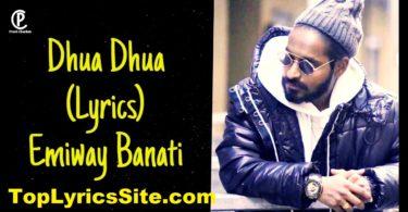 Dhua Dhua Lyrics