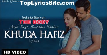 Khuda Hafiz Lyrics