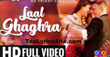 Laal Ghaghra Lyrics