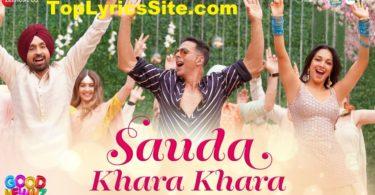 Sauda Khara Khara Lyrics