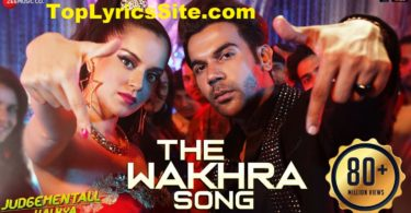 The Wakhra Lyrics