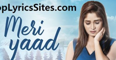 """Meri Yaad"" is Latest Lyrics Hindi song sung by Ananya Mukherjee featuring Gurmeet Kaur Sidhu and its lyrics written by RJ Alok. The music of New Album song is given by Babli Haque & Meera while video is directed by Sayed Faizan Hussain."