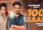 100 Saal Lyrics