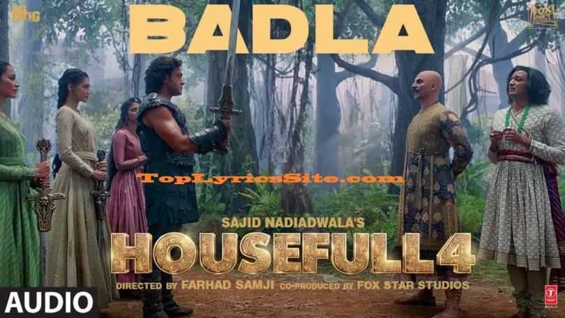 Badla Lyrics