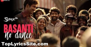 Basanti No Dance Lyrics