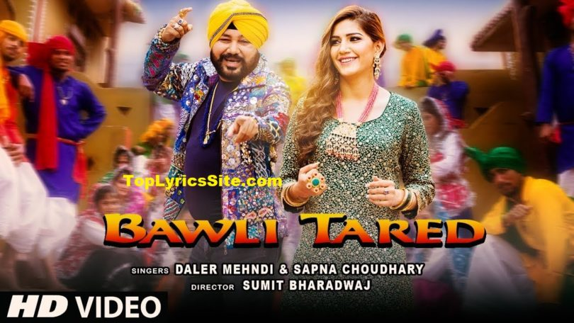 Bawli Tared Lyrics