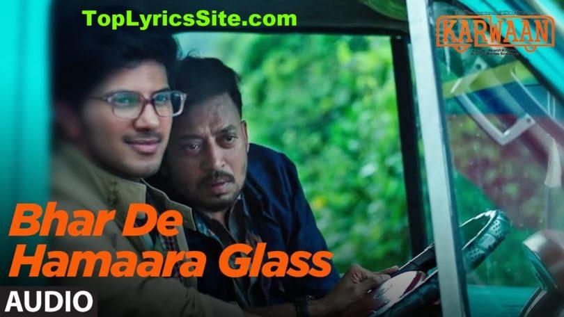 Bhar De Hamaara Glass Lyrics