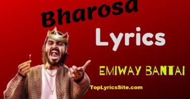 Bharosa Lyrics