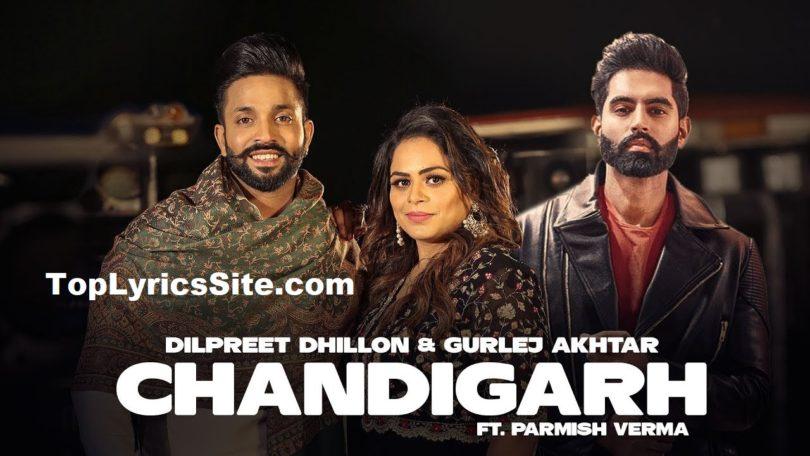 Chandigarh Lyrics