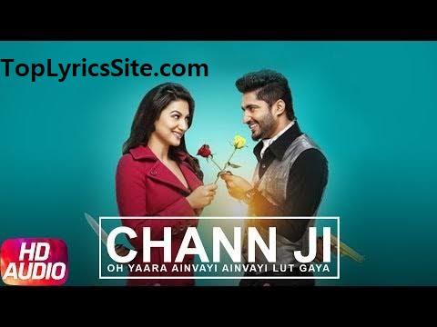 Chann Ji Lyrics