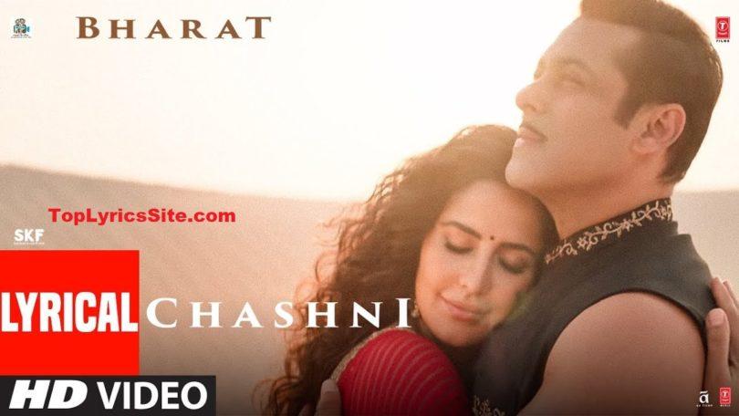Chashni Lyrics