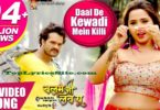 Daal De Kewadi Mein Killi Lyrics