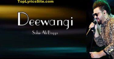 Deewangi OST Lyrics