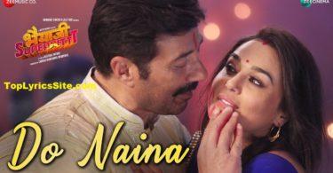Do Naina Lyrics