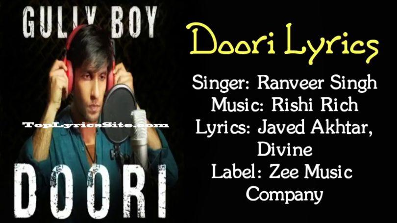 Doori Lyrics