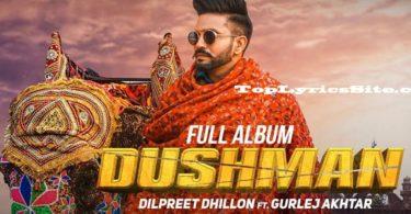 Dushman Lyrics
