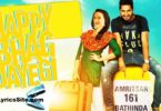 Happy Bhag Jayegi Title Track Lyrics