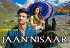 Jaan Nisaar Lyrics