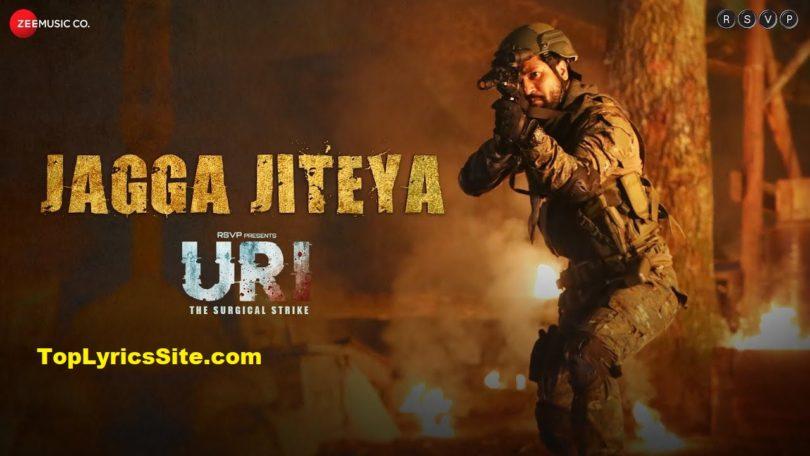 Jagga Jiteya Lyrics