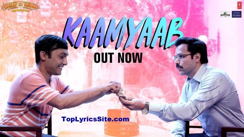 Kaamyaab Lyrics