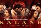 Kalank Title Track Lyrics