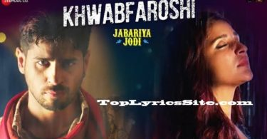 Khwabfaroshi Lyrics