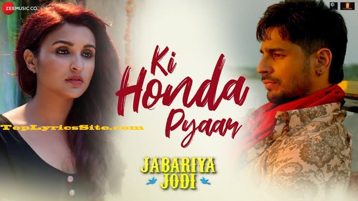 Ki Honda Pyaar Lyrics