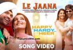 Le Jaana Lyrics