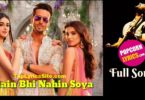 Main Bhi Nahi Soya Lyrics