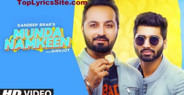 Munda Namkeen Lyrics