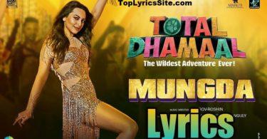 Mungda Lyrics