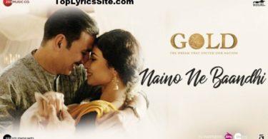 Naino Ne Baandhi Lyrics