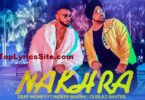 Nakhra Lyrics