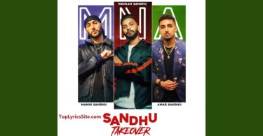 Sandhu Takeover Lyrics
