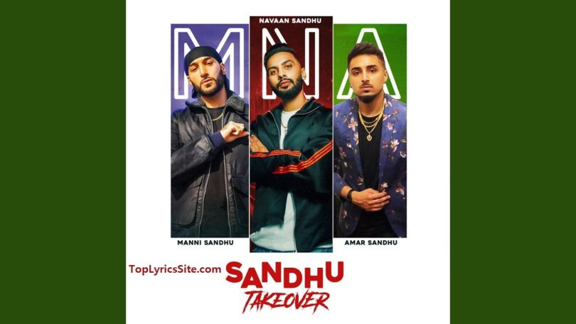 Sandhu Takeover Lyrics