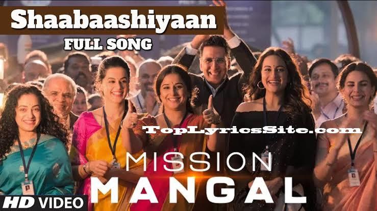 Shaabaashiyaan Lyrics