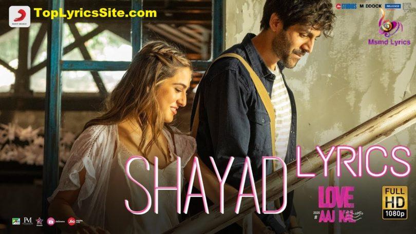 Shayad Lyrics