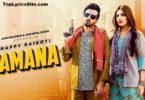 Zamana Lyrics