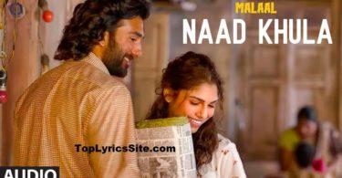 naad khula lyrics