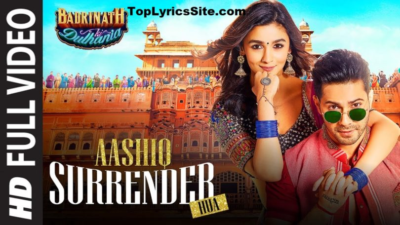 Aashiq Surrender Hua Lyrics