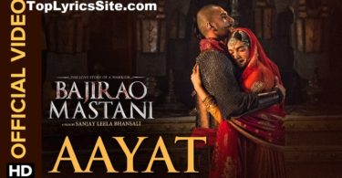 Aayat Lyrics