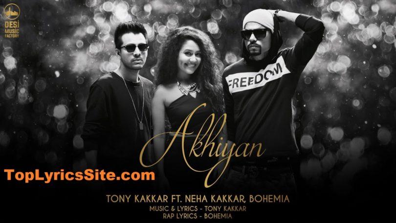 Akhiyan Lyrics