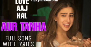 Aur Tanha Lyrics