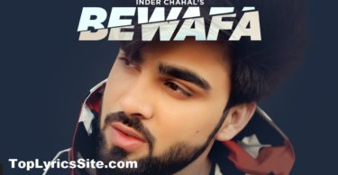 BEWAFA LYRICS