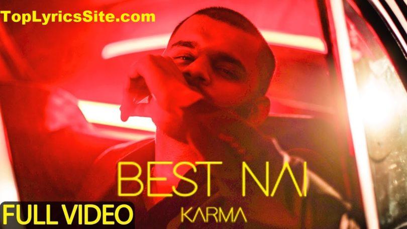 Best Nai Lyrics