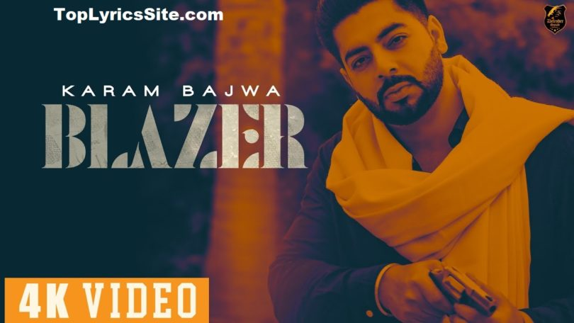Blazer Lyrics