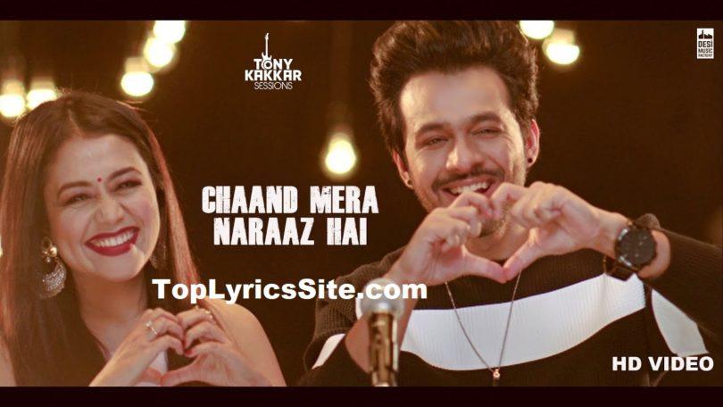 Chaand Mera Naraaz Hai Lyrics