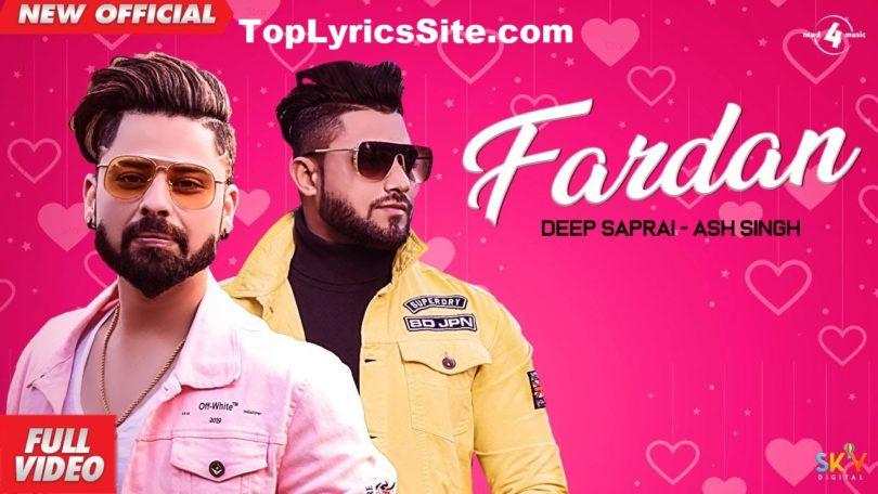Fardan Lyrics
