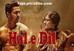 Haal-E-Dil Lyrics